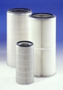 Cartouche filtrante poussières toxiques - Surface filtrante : 21 m²