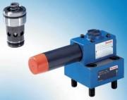 Cartouches à deux voies avec fonction de réduction de pression DIN ISO 7368 - Type LC..DB et type LFA..DR