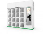 Casier automatique modulaire - Version réfrigérée et ambiante