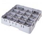 Casier lave-verre - 16 compartiments