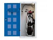 Casier pour chariot golf - 3 Dimensions disponibles
