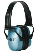 Casque anti-bruit avec serre-tête pliable - SNR 26 dB - Conception diélectrique