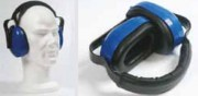 Casque anti bruit confortable - Norme : EN 352-1 - SNR : 26-27 dB