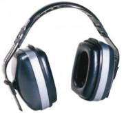 Casque anti-bruit multiposition - Norme : EN 352-1 - SNR : 32 dB