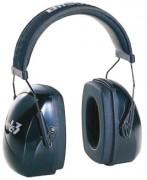 Casque anti bruit structure acier - SNR 34 dB - Confort maximal avec bandeau en mousse