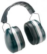 Casque antibruit coquilles larges - SNR 36 dB - Serre-tête PVC recouvert de mousse