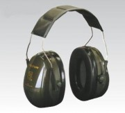 Casque antibruit machines BTP - Norme : EN 352-1  - SNR : 31 dB