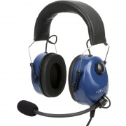 Casque avion filaire - Type de microphone : Dynamic