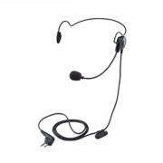 Casque contour de nuque pour talkie walkie