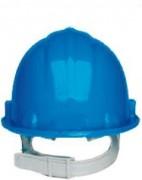 Casque de chantier bleu - Casque normalisé EN397 et ANSIZ89