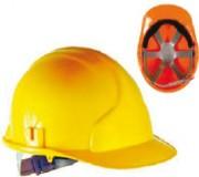 Casque de chantier en polyéthylène - Casque haute densité résistant aux UV