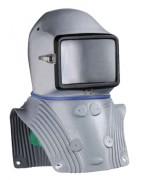 Casque de sablage ventilé - Ventilé par alimentation en air comprimé