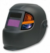 Casque de soudure électro optique - Qualités optiques : 1/3/1/2 - 2 capteurs