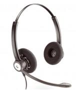 Casque filaire 2 écouteurs Plantronics Entera Duo - Câble (m) : 1,5