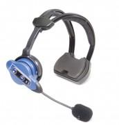 Casque microphone à reconnaissance vocal - Microphone : Scellé, antibruit