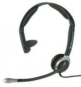 Casque téléphonique 1 écouteur confort Sennheiser - Câble (m) : 1
