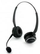 Casque téléphonique 2 écouteurs - Portée (m) : 150