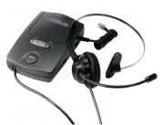 Casque téléphonique A 100 - Utilisation intensive: 5 H