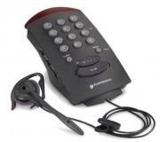 Casque téléphonique de bureau Plantronics T 10 - Câble (m) :  1.5