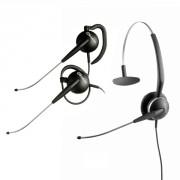 Casque téléphonique GN Netcom Jabra GN 2100 Micro 3en1 - Le casque filaire 1 écouteur et 3 styles de maintien