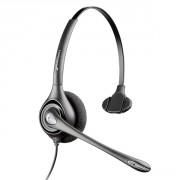 Casque téléphonique Plantronics Supra Plus Mono Antibruit - Casque filaire professionnel 1 écouteur- micro antibruit