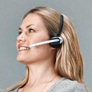 Casque téléphonique sans fil GN Netcom Jabra GN 9350 - Le meilleur de la technologie sans fil