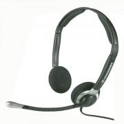 Casque téléphonique Sennheiser CC520 - Casque 2 écouteurs - résistant - micro antibruit