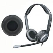 Casque téléphonique Sennheiser CC550 - Confort optimal pour ce casque à 2 oreillettes extra-larges XXL