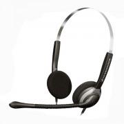 Casque téléphonique Sennheiser SH250 - Casque 2 écouteurs pour une utilisation professionnelle