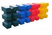 Cavaletti en polyéthylène - Grands ou petits modèles
