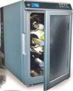 Cave à vin 6 bouteilles - Chambre à vins DOLCEVINA  CLIMADIFF - L260xP498xH 415