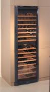 Cave a vin de conservation 168 bouteilles - Cave de conservation CV168 - Dim: L60xH183xP60cm.