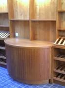 Cave à vin en bois - Etude pré-travail gratuite