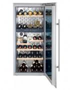 Cave à vin encastrable 64 bouteilles - Capacité utile totale (L) :  187