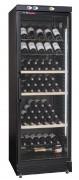 Cave à vin réfrigérée verticale - Capacité maximale : 116 bouteilles