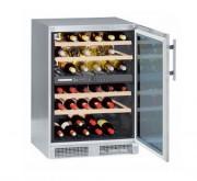 Cave de mise en température vin - Capacité utile totale (L) : 135