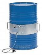 Ceinture chauffante en acier pour fût - Pour fûts de 200 litres - Dimensions extérieurs (L x P x H) : 560 x 200 x 200 mm