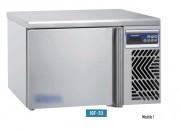Cellule de refroidissement 3 niveaux - Capacité (L): 3 x GN2/3 / 3 x GN1/1 ou 600x400 - A grilles