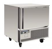 Cellule de refroidissement en acier inoxydable - Capacité : 3 x GN 1/1