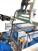 Cellule robotisée chargement déchargement industrielle - Cellules automatisées de chargement et déchargement