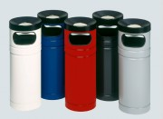 Cendrier à ouverture amovible - Pour sacs de 60 ou 70 litres