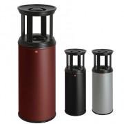 Cendrier d'extérieur en acier galvanisé - BP095091-RG