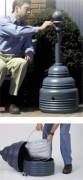 Cendrier de sécurité anti-incendie - B.11646, B.11647