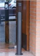 Cendrier exterieur acier - Capacité (L) : 3
