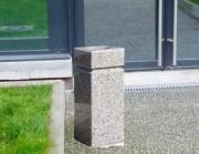 Cendrier extérieur hauteur 75 cm - Cendrier modèle Pleinair