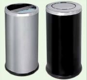 Cendrier poubelle extérieur 75 Litres - Hauteur : 74 cm - Diamètre : 38 cm