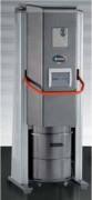 Centrale d'aspiration 2 vitesses - Jusqu'à 2 opérateurs - Nettoyage jusqu'à 1200 m² - Puissance moteur : 2.2 kW - Surface de filtrage : 24000 m³ - Contenance bac à poussière : 60 Litres