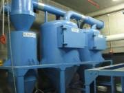 Centrale d'aspiration industrielle sur mesure - Réalisation sur mesure