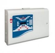 Centrale de détection incendie - Longueur maximum d'une boucle : 1km