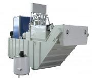Centrale de filtration fixe - Volume du réservoir; de 3.000 à 40.000 L - 3 modèles